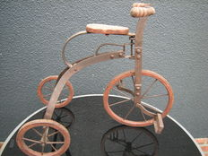 Tricycle - wood with ironwork