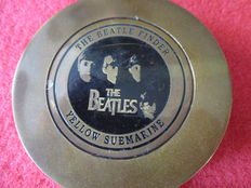 "Limited edition compass: ""The Beatles yellow submarine"""