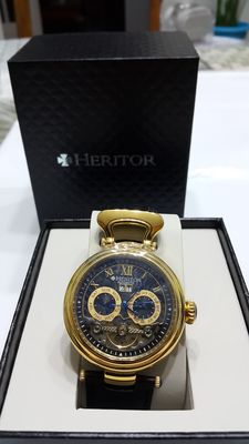 Watch – Heritor brand Automatic – Model 316L – Year 2016 – For men/women –