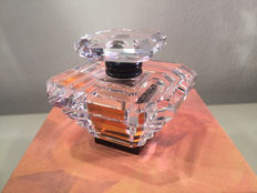 Swarovski - Perfume bottle Lancome Tresor limited edition.