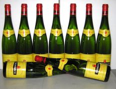 "2014 Pinot Gris ""Reserve"", Domaine Trimbach, Lot of 9 bottles"