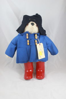 Vintage Paddington Bear / Gabrielle Designs / England