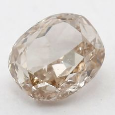 IGI certified Oval Modified Brilliant - 0.46 ct