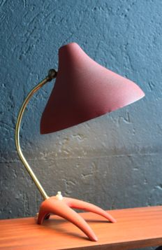 Designer Unknown for EWÅ - model nr: B52. Table/Desk lamp.