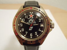 VOSTOK Komandirskie - Men's watch