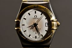 Omega - Constellation Date Chronometer - Lady's Timepiece
