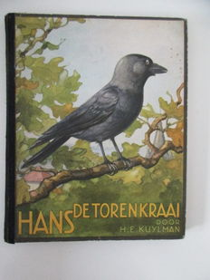 Picture album: lot with 12 albums about Dutch geography, flora and fauna - 1927/1940.