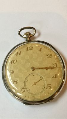 Pocket watch - age is unknown