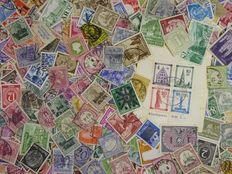 German Empire/Reich and territories – collection with more than 5,000 stamps