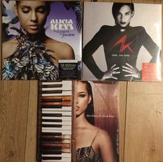 Alicia keys collection || Still in sealing || Limited edition ||