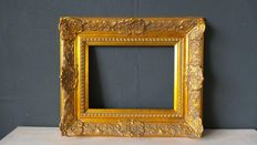 Gilded wide Baroque frame (21st century) - Arquadia