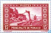 Postage Stamps - Monaco - Palace Entrance