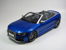 GT Spirit - Scale 1/18 - Audi RS5 Convertible