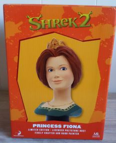 Shrek 2 - Master Replicas - SK-102 - bust - around 17cm tall - Fiona - limited edition numbered to 2500