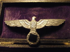 Wehrmacht eagle insignia