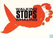 "Greenpeace ""Walking Stops Whaling"""