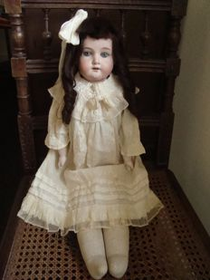 Antique doll - A.M. 3 DEP 370 - Germany