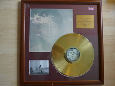 John Lennon - Imagine golden Award - original Edition 1971