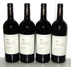 2006, Hermitage le Rouet Domaine Jean-Luc Colombo – Lot of 4 bottles