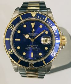 Rolex Submariner Unisex Wristwatch – Year 1990/91 – COMPLETE SET.