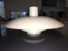 Poul Henningsenby Louis Poulsen -  PH 4/3 pendant lamp light  - Earlier design