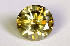 Diamond - 1.24 ct