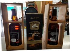 3 bottles -  2xHighland Dream of Scotland 12 year 70cl & 1x Cutty Sark aged 18 years old