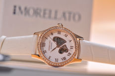 Morellato AMORE - Skeleton women's watch - in original luxury box - Never worn - mint condition - 614-2017