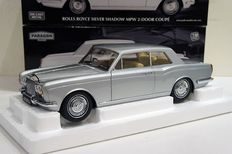 Paragon Models - Schaal 1/18 - Rolls-Royce Silver Shadow MPW 2 Door Coupé LHD