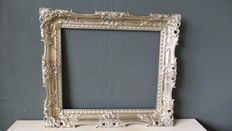 Gilded baroque painting frame (21st century) - Arquadia