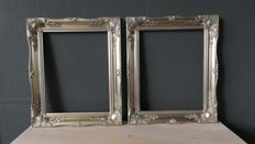 Two gilded baroque frames (21st century) - Arquadia