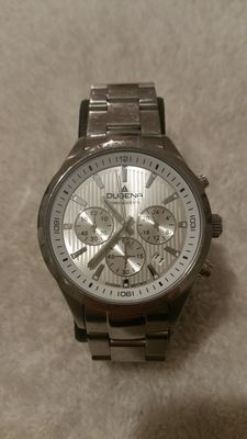 Dugena chronograph - men's watch