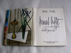 Bernard Buffet - Catalogue raisonné des lithographies (vol. 1)