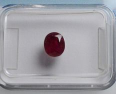 Ruby – 1.02 ct