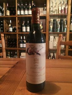 1996 Chateau Mouton Rothschild, Pauillac - 1 bottle (75cl)