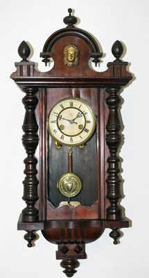 Regulator clock – Junghans – late 19th century