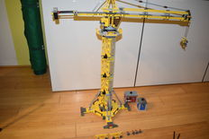 City - 7905 - Tower Crane