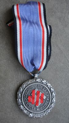 Air protection - medal / WW 2