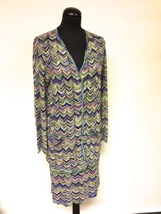 Missoni - 2 part - vest with skirt