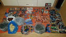 Star Wars - 11.5 kg LEGO + 81 mini figures