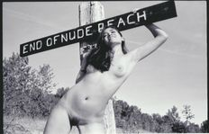 Photo; Andrew Kaiser – End of Nude Beach – 2017