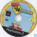 Jeux vidéos - Sony Playstation 2 - The Simpsons: Hit & Run