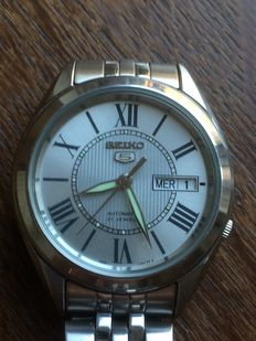 Seiko 5 Automatic 21 jewels - Wristwatch