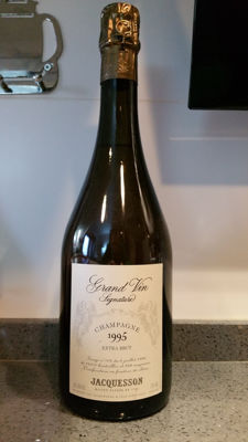 1995 Jacquesson Grand Vin Signature Millesime Brut, Champagne - 1 bottle