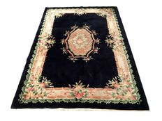 Fantastic Imperial Chinese rug: Kangxi Beijing Aubusson 275 x 190 cm