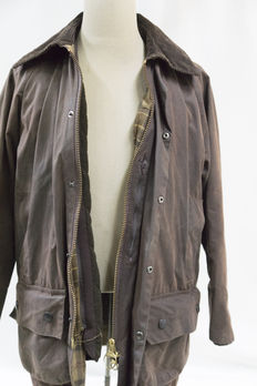 Barbour – Wax coat