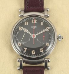 Heuer mariage watch - 1 Button Chronograph Swing Lugs Conversion