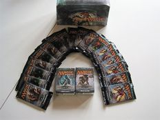 Magic  Planar Chaos: 18 boosterpacks+ 2 theme decks (factory sealed)