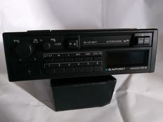 Blaupunkt car radio cassette player 1988