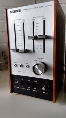 Sony TA-88 amp with tuner ST 88
